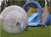 bubble ball - zorbing